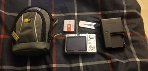 sony digital camera with everything for Sale in Santa Ana, CA