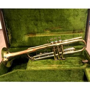 Antique Brass Trumpet for Sale in Antioch, CA