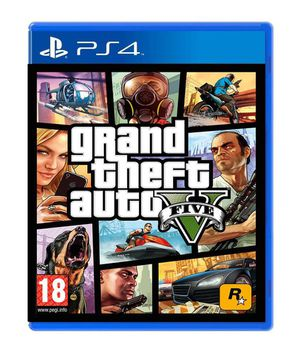 GTA 5 PS4 BRAND NEW !!!! for Sale in San Diego, CA