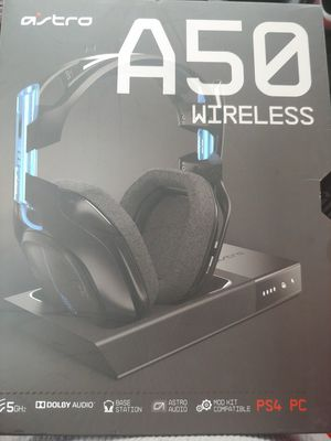 Astro A50 Wireless Gaming Headphones (PS4 PC) for Sale in Independence, MO