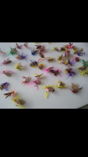 Fly fishing flies assortment for Sale in Gurnee, IL