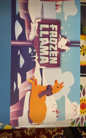 Mechanical keyboard frozen llama limited edition for Sale in Hyattsville, MD