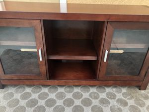 Buffet Table - TV Stand - Entertainment Center - Media Center for Sale in West Covina, CA