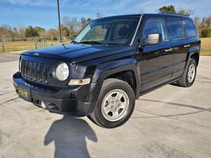 2012 Jeep Patriot for Sale in Houston, TX