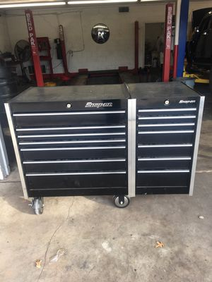 Snap on tool box for Sale in Tuttle, OK