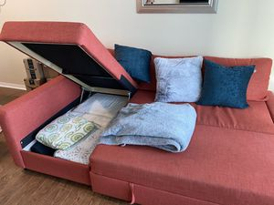 IKEA Friheten Sleeper Sectional for Sale in Miami, FL