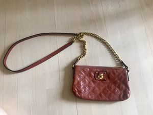 Marc Jacobs leather cross body bag for Sale in West Bloomfield Township, MI