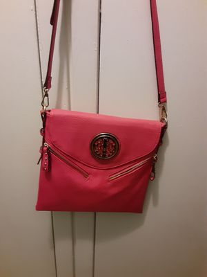 Pink purse for Sale in Joliet, IL