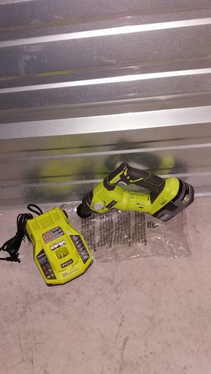 Brand new ryobi 1/2 SDS rotary hammer drill 1battery And charger lncluded for Sale in Austin, TX