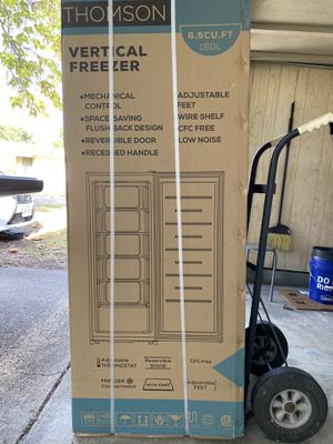 6.5 cubic ft. Upright Freezer-Brand New for Sale in Richardson, TX