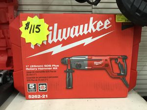 Milwaukee hammer kit for Sale in Mobile, AL