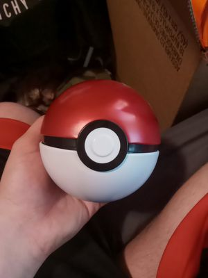Pokemon red and white ball for Sale in Tacoma, WA