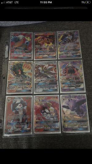 Pokémon Cards( GX, EX, Mega, Secret Rare ) for Sale in Sacramento, CA
