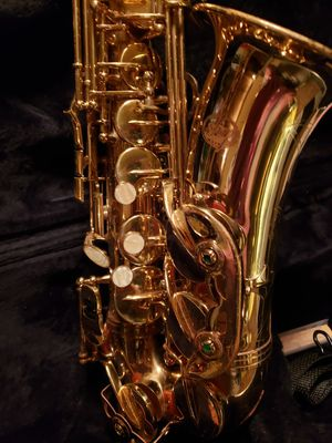 Alto saxophone used for sale , with new pads for Sale in Elmira, NY