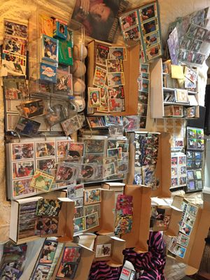 Huge Sports Card Lot Many Stars for Sale in Torrance, CA