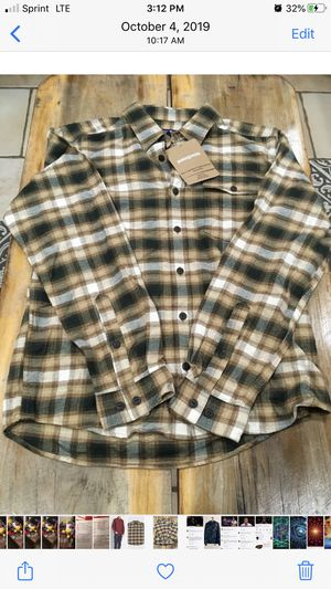 Patagonia Flannel XL for Sale in Huntington Beach, CA