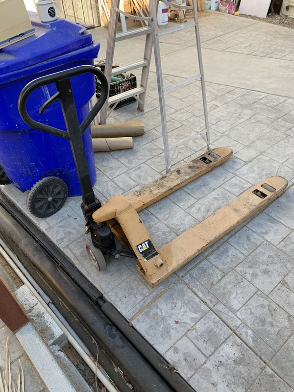 CAT Forklift Dolly