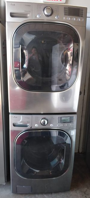 LG STEAM WASHER AND DRYER SET for Sale in Miami, FL