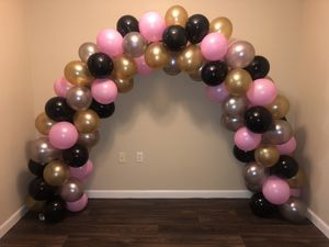 Multi color balloon arch for Sale in Gilbert, AZ