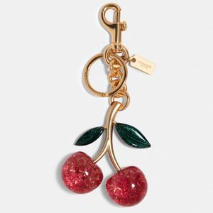 Coach Signature Cherry Bag Charm for Sale in Cathedral City, CA