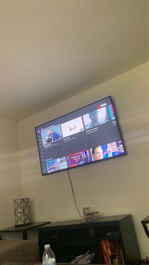 """65"""" Samsung smart tv for Sale in Philadelphia, PA"""