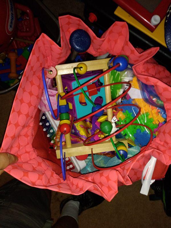 Misc kids toys