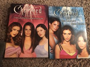 Charmed seasons 3-4 for Sale in University Place, WA