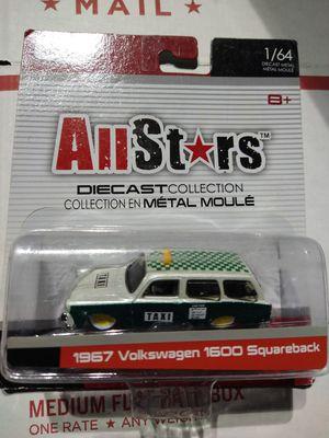Maisto 1967 Volkswagen Squareback - hot wheels for Sale in Norwalk, CA