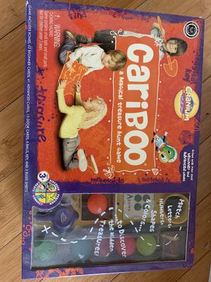 Cariboo Board Game for smaller kids for Sale in Oceanside, CA