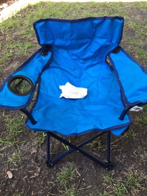 Like new folding kids chair $20 for Sale in Mesquite, TX