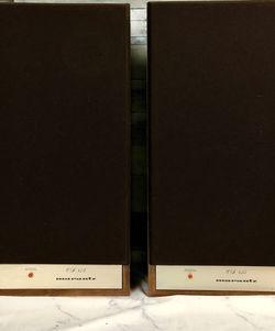 Vintage Marantz Speakers (CS-825) for Sale in Minneapolis,  MN