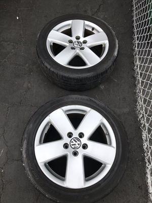 """VW Jetta wheels 17"""" for Sale in Downey, CA"""