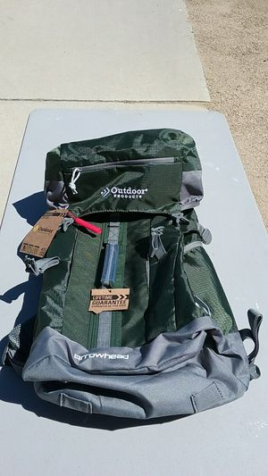 Outdoor Backpack **Backpacking **Hiking **Camping **BRAND NEW **NEVER USED for Sale in Lake Elsinore, CA