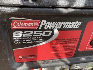 Coleman Generator for Sale in Austin, TX