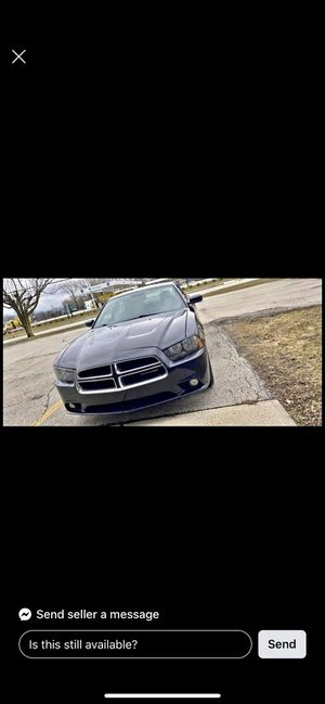 2012 Dodge Charger sxt for Sale in Galloway, OH