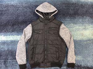 Men's Vest & Hoodie Combo Jacket Size: M $15 for Sale in Portland, OR