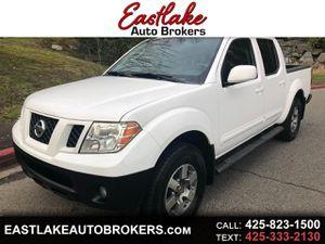 2011 Nissan Frontier for Sale in Kirkland, WA