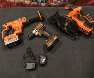 Power tool combo for Sale in Mansfield Center, CT