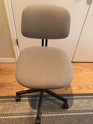 Office/desk chair adjustable for Sale in Tacoma, WA