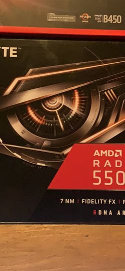 5500XT Will Trade rx580 Or Another GPU for Sale in Thornton,  CO