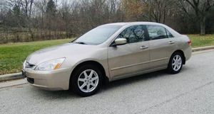 2004 Honda Accord EX - L for Sale in US