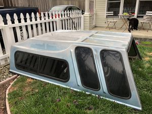 Camper shell 8ft for Sale in Montara, CA