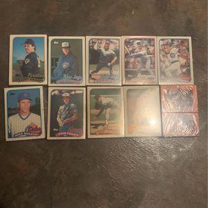 Baseball Cards 10 Pack for Sale in Woodbridge, VA