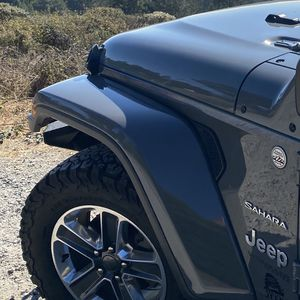 Jeep Wrangler Unlimited Sahara Wheels for Sale in San Francisco, CA