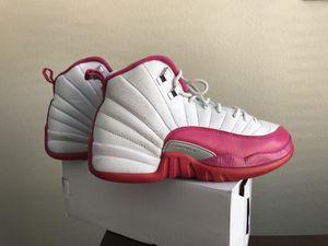 Jordan 12 Retro Dynamic Pink for Sale in Dallas, TX