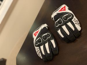Motorcycle DAINESE GLOVES for Sale in Gaithersburg, MD