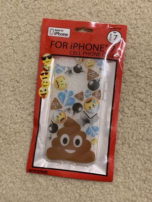 iPhone 7 case - FREE for Sale in Poway, CA