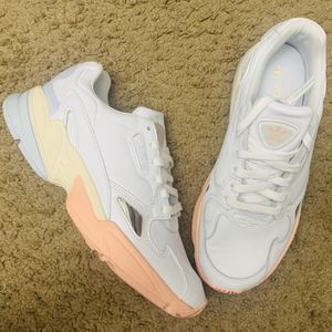 Adidas Falcon sneakers US womens 8 for Sale in Norco, CA