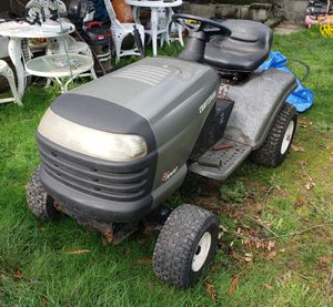 Craftsman LT1000 16hp lawn tractor for Sale in Puyallup, WA
