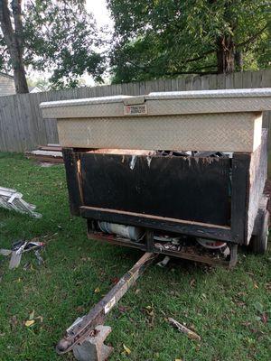 Small trailer 4x6. For sale for Sale in Murfreesboro, TN